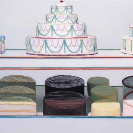 Sharon Core-Cake Counter From Thiebaud-2004