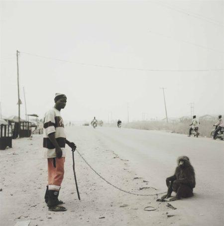 Pieter Hugo-Garuba Yaku With Rando, Abuja, Nigeria-2005