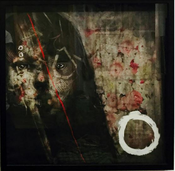 Joseph Loughborough-White Circle-2017