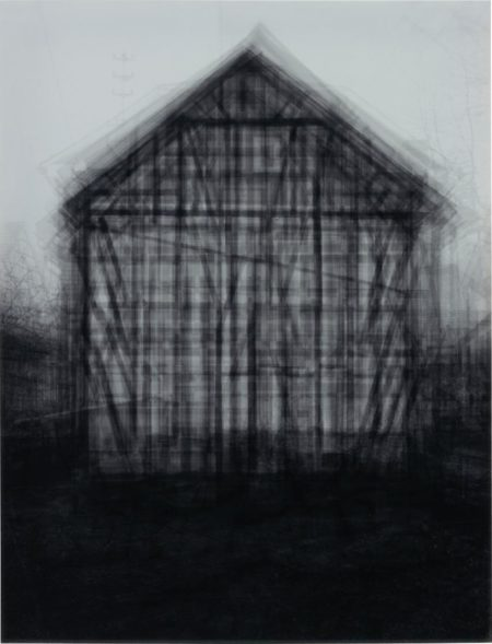 Idris Khan-Every...Bernd And Hilla Becher Gable Side Houses-2004