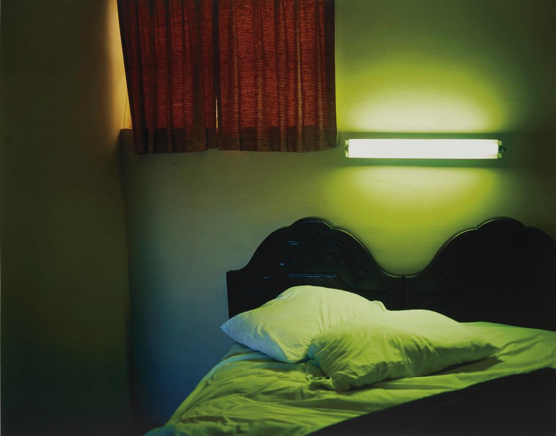 Doug Aitken-Green Sun-2000