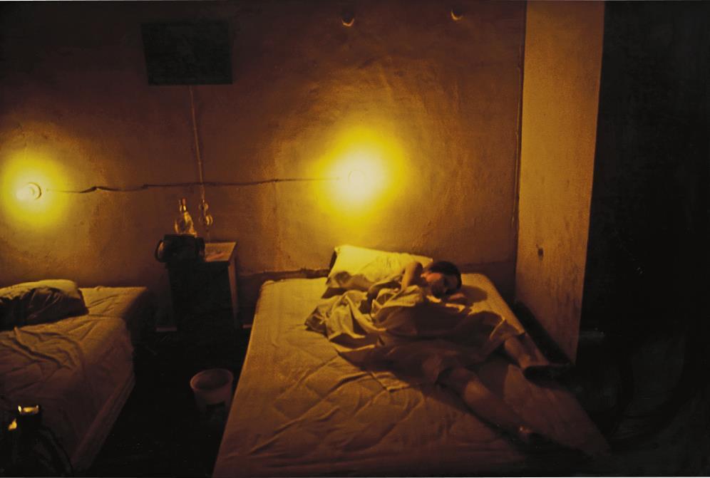 Nan Goldin-Suzanne In Yellow Hotel Room, Hotel Seville, Merida, Mexico-1981
