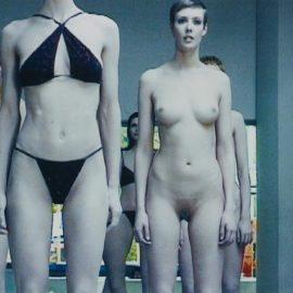 Vanessa Beecroft-Vb35, Performance, Solomon R. Guggenheim Museum, Ny - Usa-1998