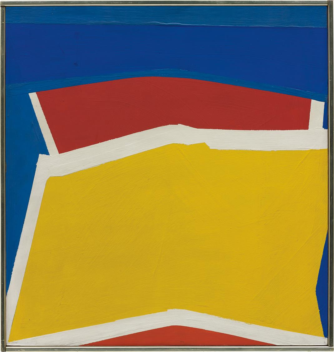 Larry Zox-Untitled-1963