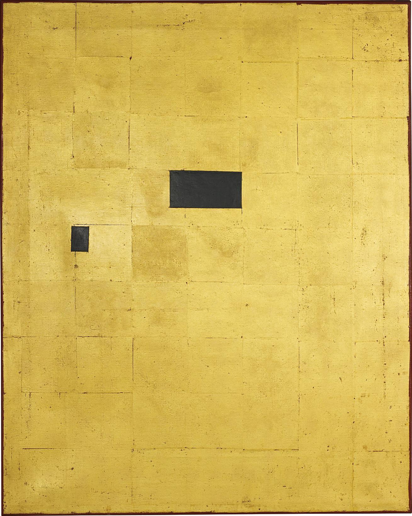 Peter Blake-Gold Painting-1959