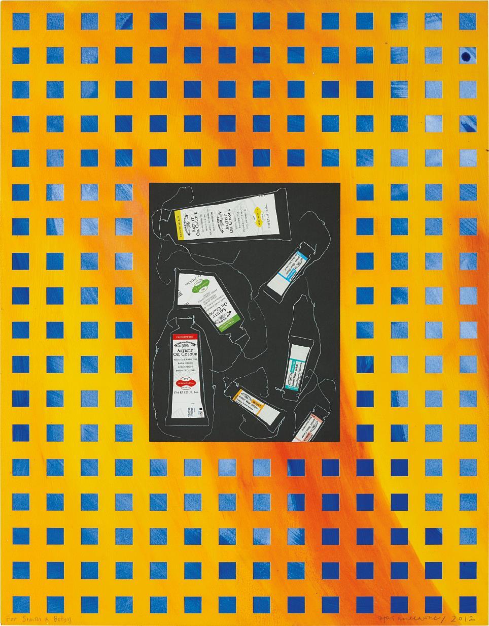 Brian Clarke-Untitled-2012