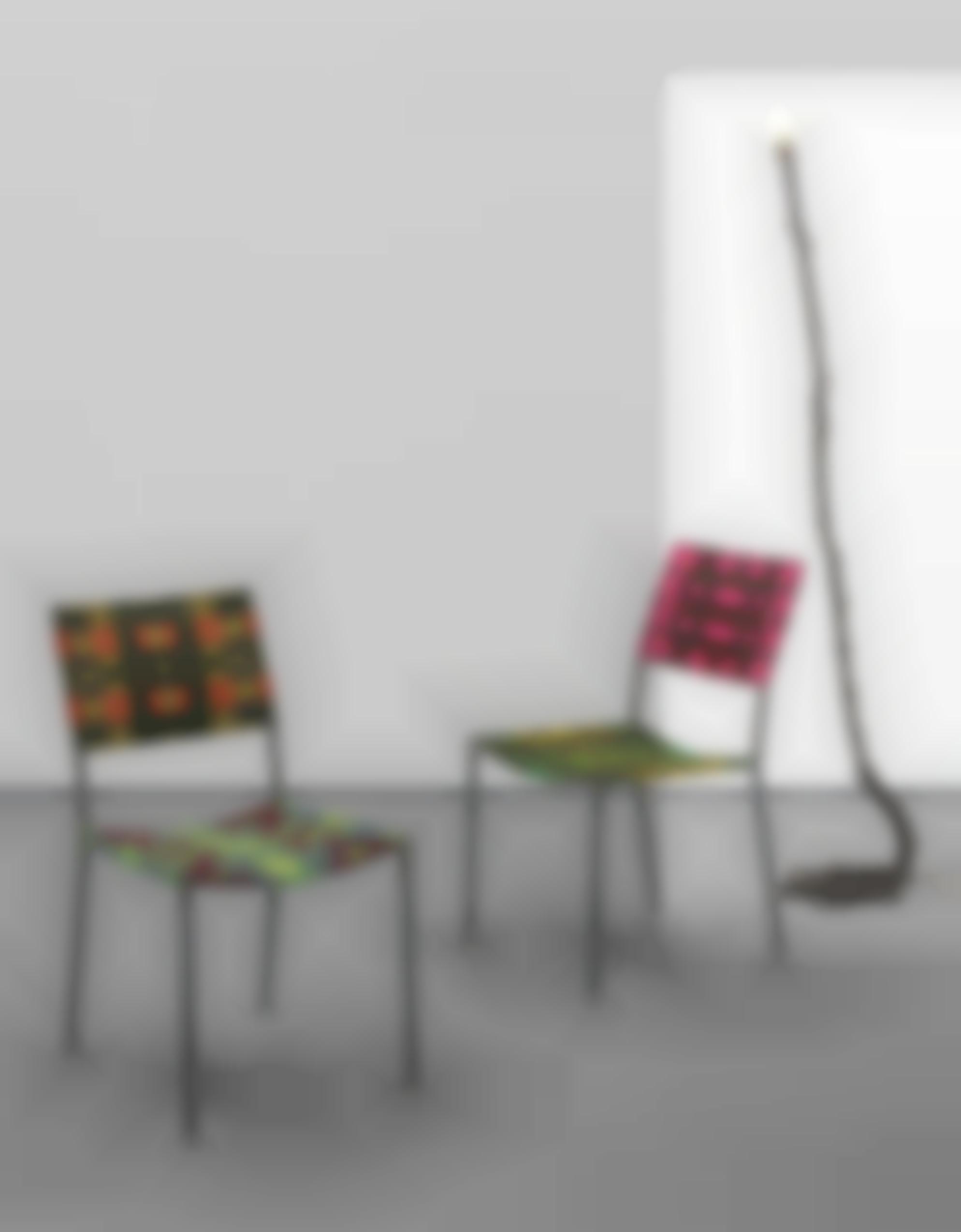Franz West-Privat-Lampe Des Kunstlers II-1989