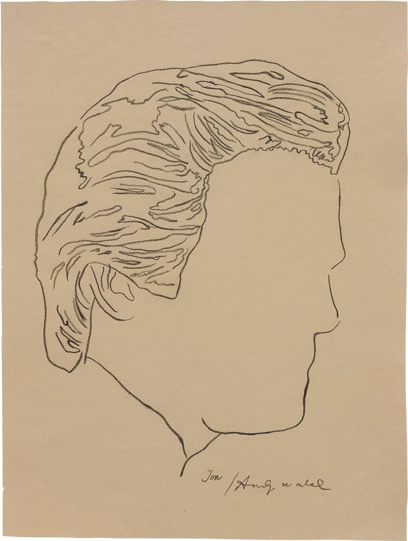 Andy Warhol-Jon-