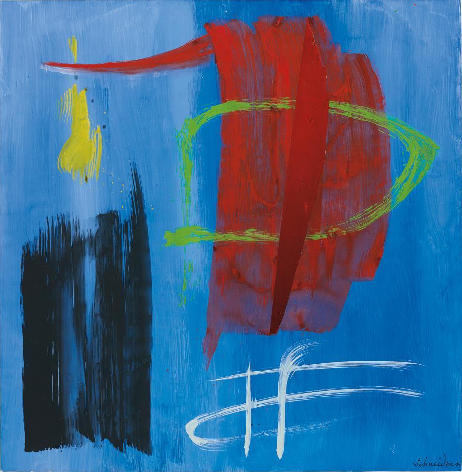 Gerard Schneider-Untitled-1984