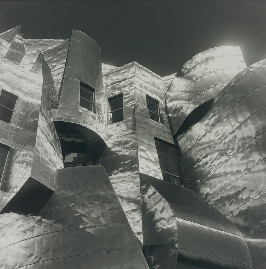 Lynn Davis-Gehry Facade, Minneapolis-1997