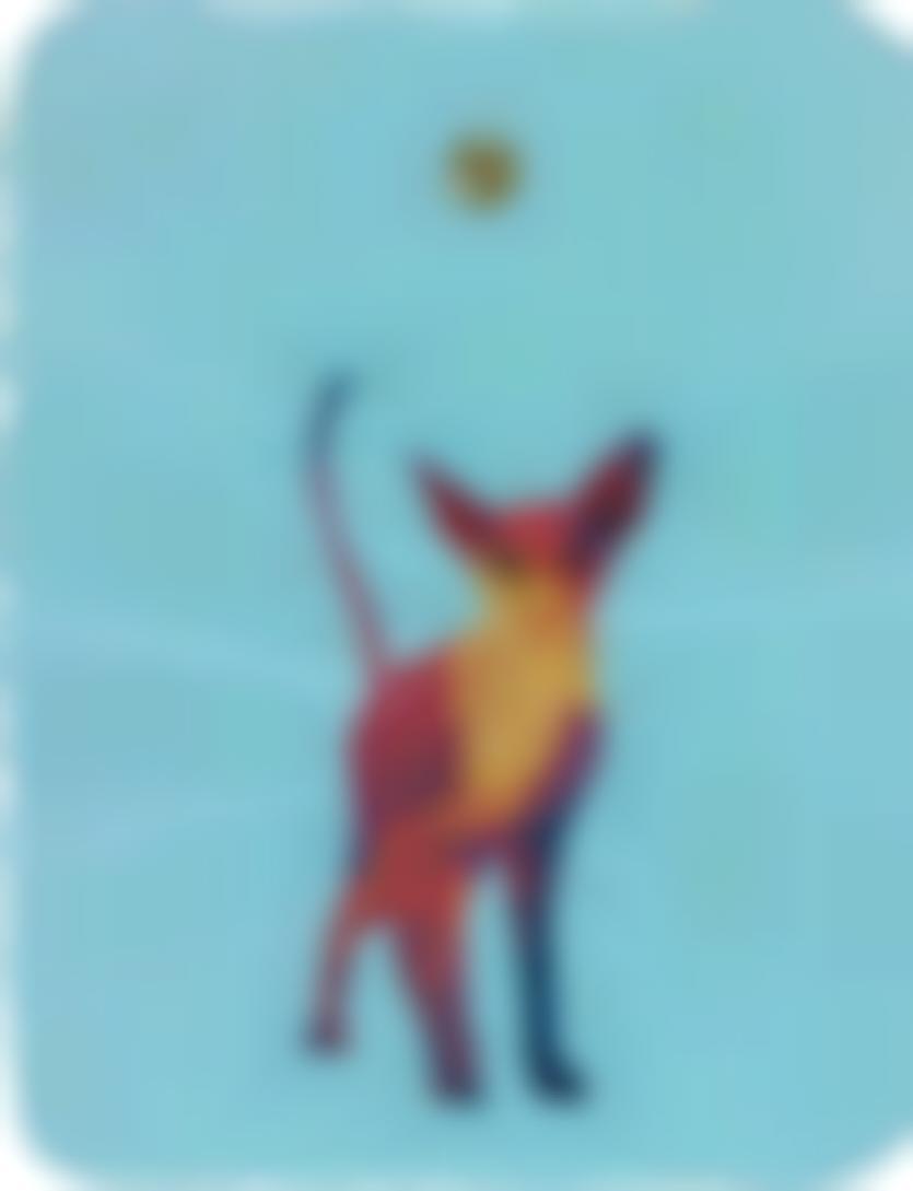 Christian Holstad-Scaredy Cat #21-2006