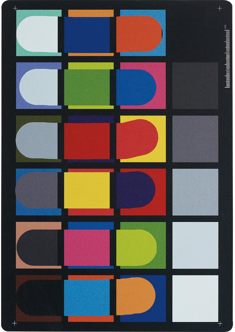 Artie Vierkant-Color Rendition Chart Thursday 28 March 2013 2:44Pm-2013