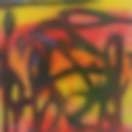 Chris Martin-Untitled-2014