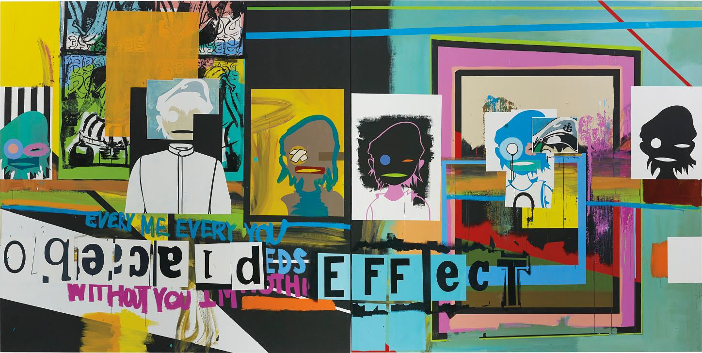 Michael Bevilacqua-Placebo Effect-2010