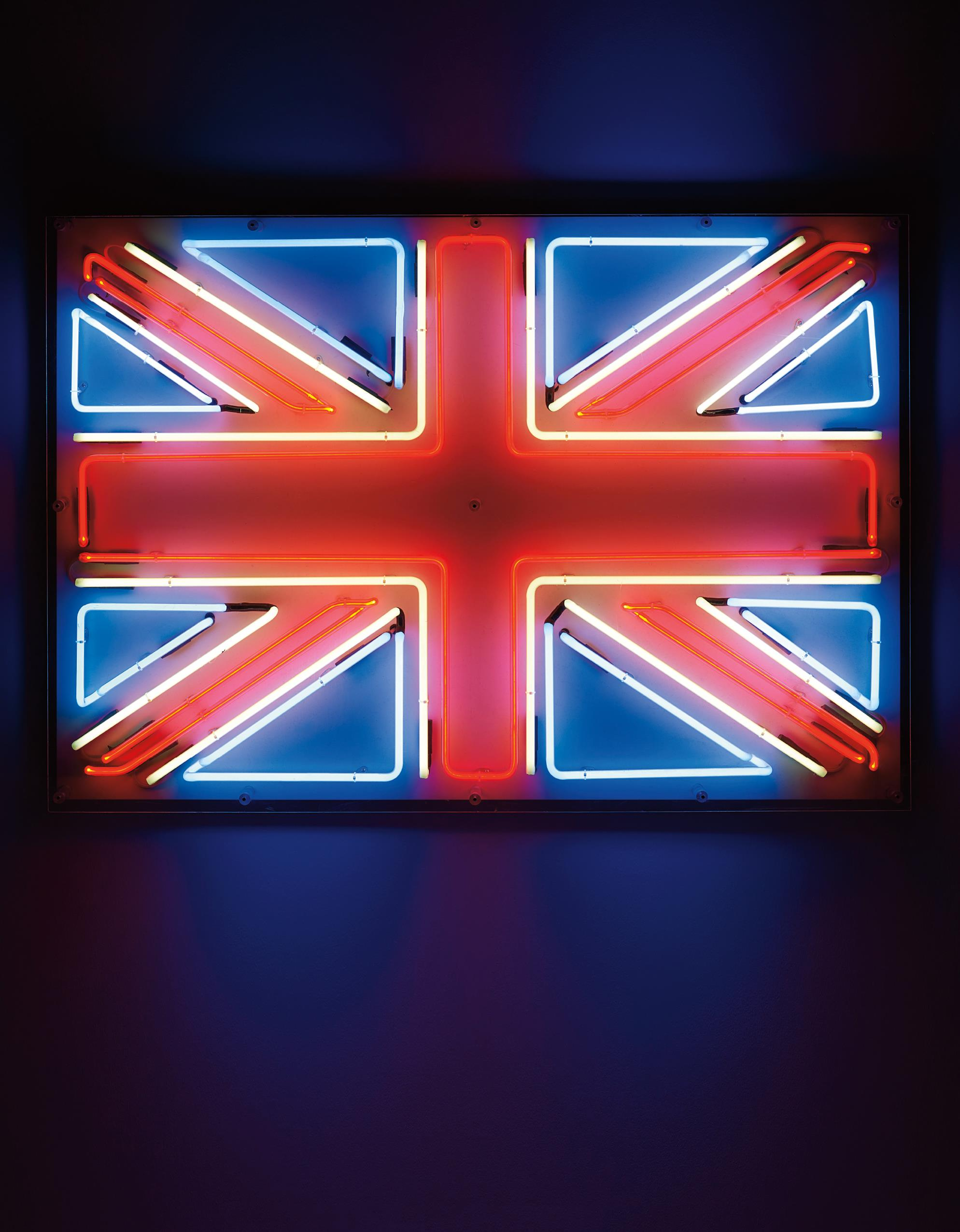 Chris Bracey-Union Jack-