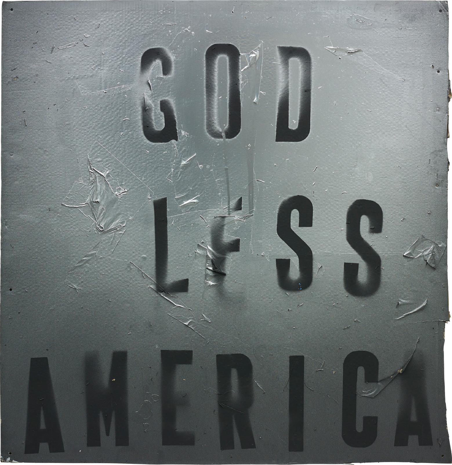 Mark Flood-God Less America-2008