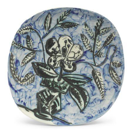 Pablo Picasso-Vase Au Bouquet (A. R. 304)-1956