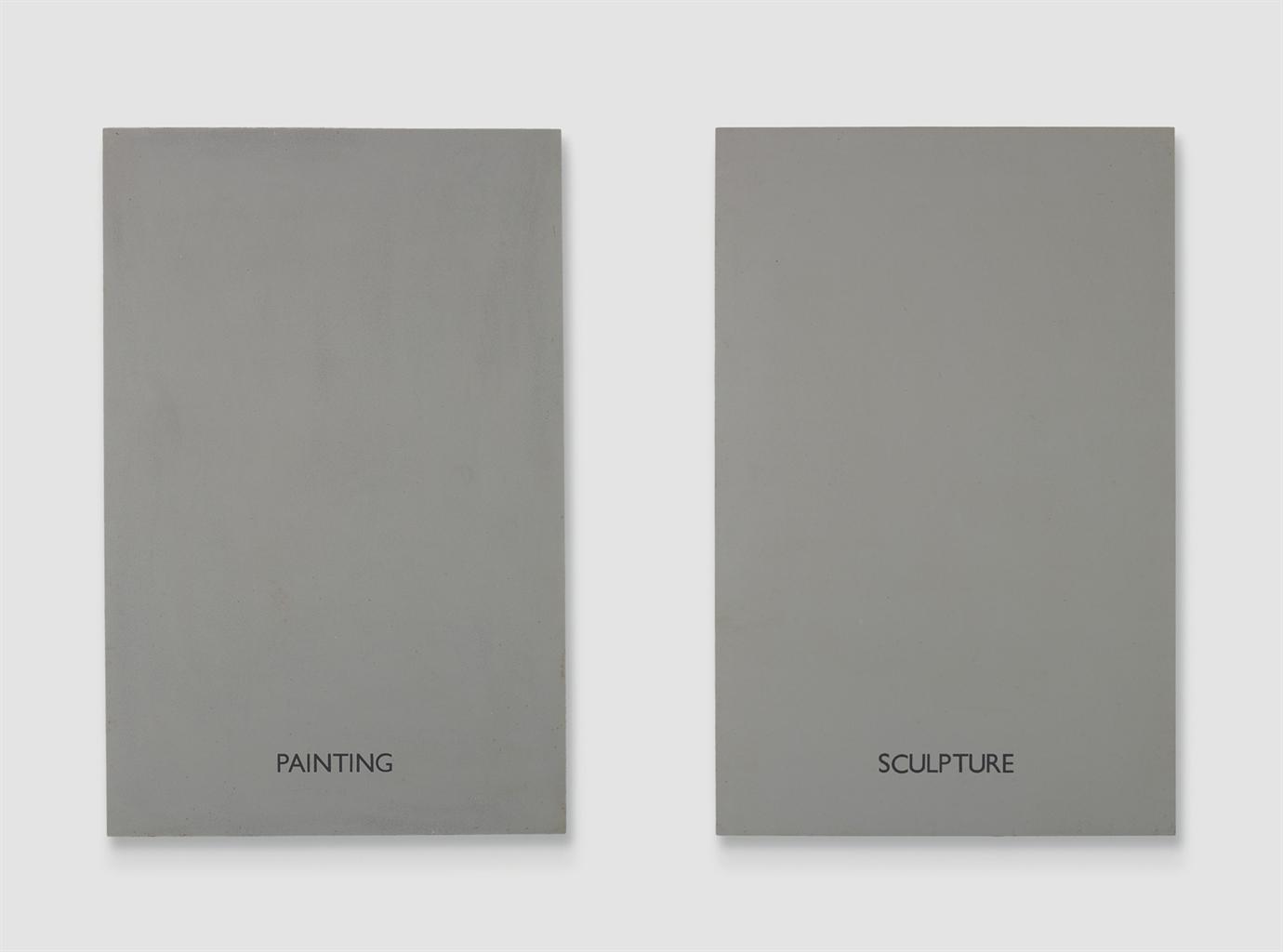 Art & Language-Painting-Sculpture-1966