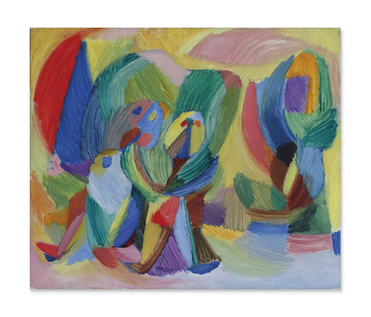 Asger Jorn-Untitled-1943