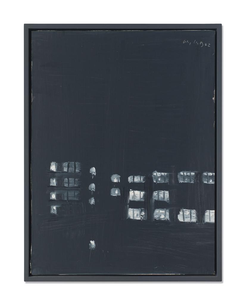 Alex Katz-Small Night-2002