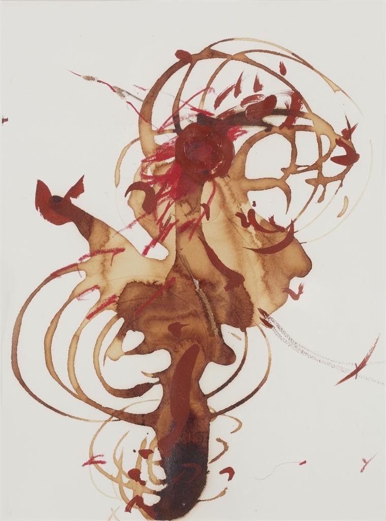Rebecca Horn-Untitled-2001