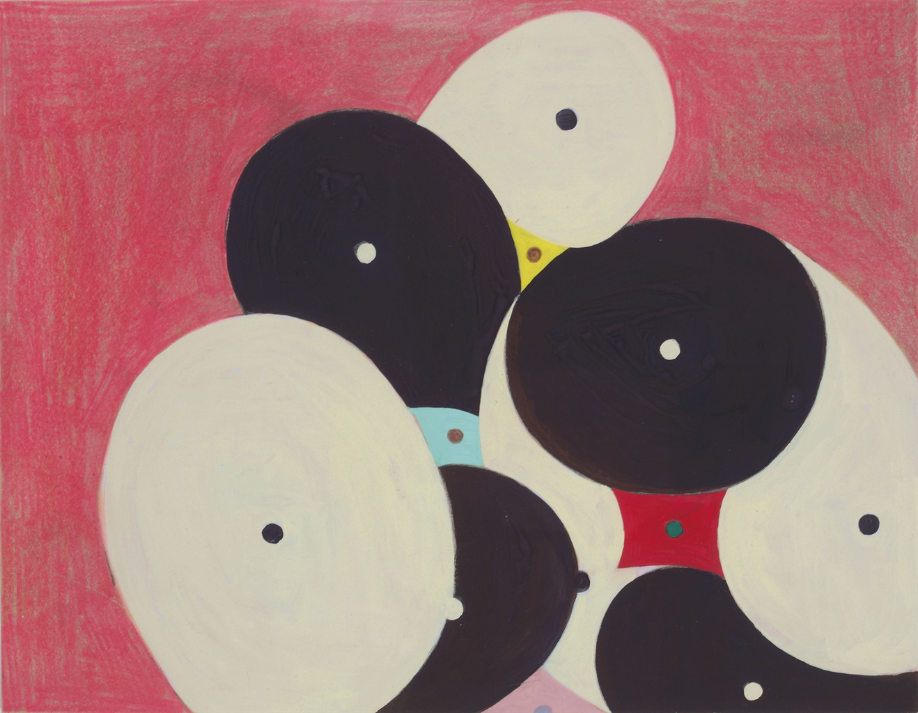 Thomas Nozkowski-Untitled (M-7)-2006