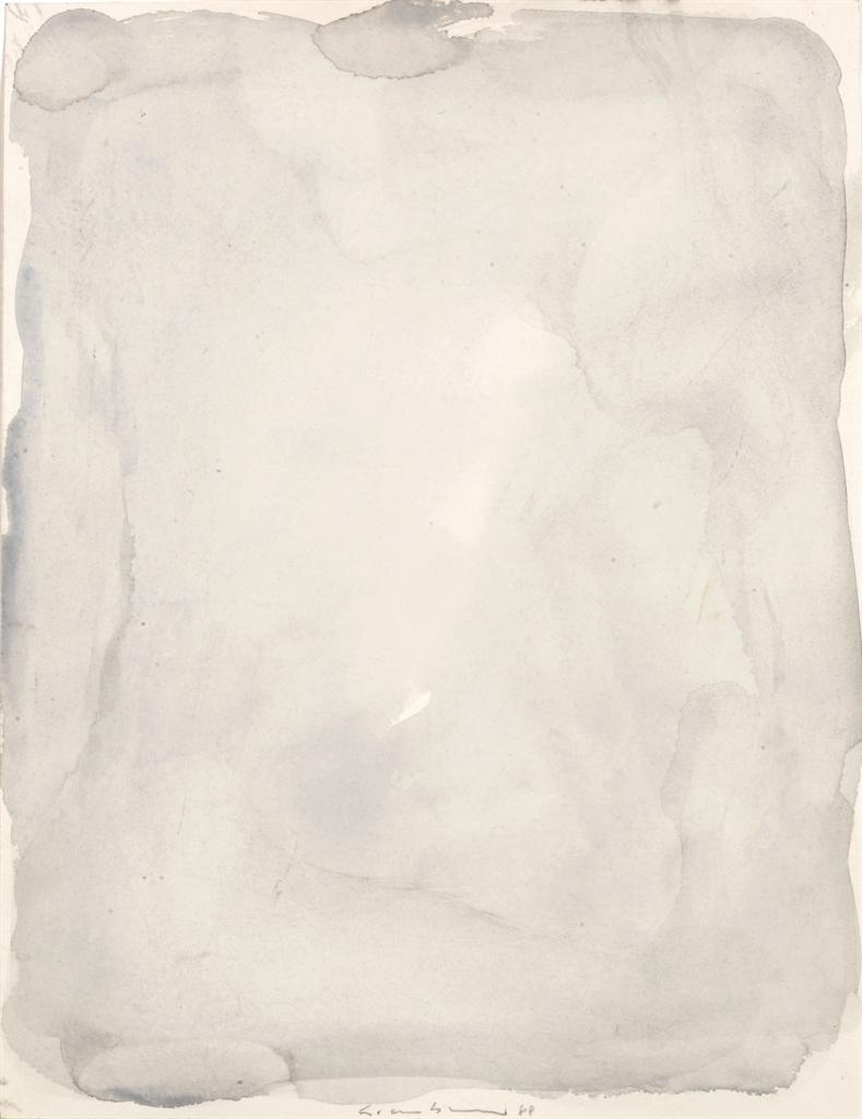 Gotthard Graubner-Untitled-1988