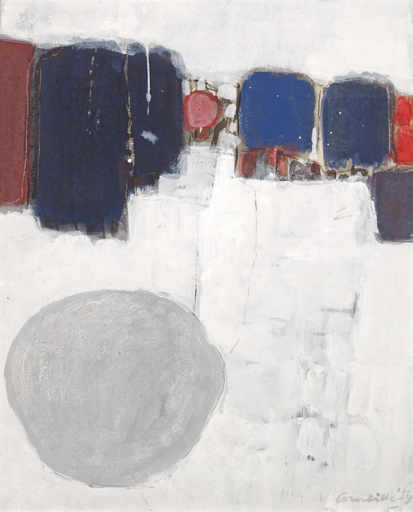 Corneille-Abstract Composition-1959