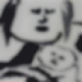 Constant-Moeder En Kind III (Mother And Child III)-1952