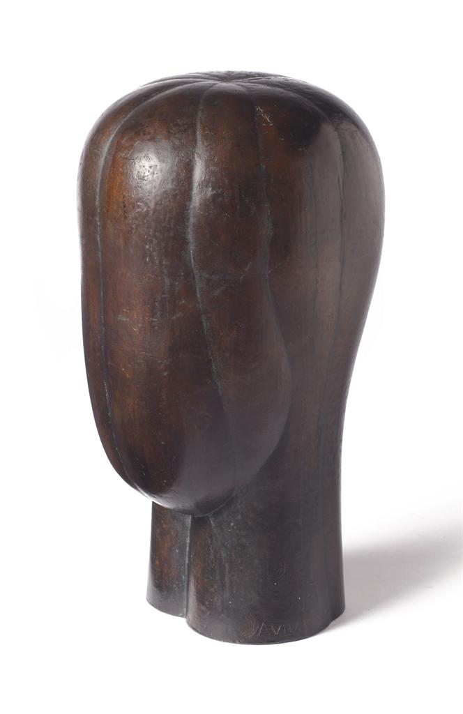 Joannis Avramidis-Kopf IV (Head IV)-1959