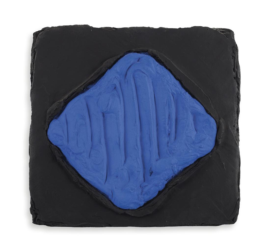 Bram Bogart-Blauwzwart (Blue-Black)-1970