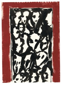 Jannis Kounellis-Untitled-1980