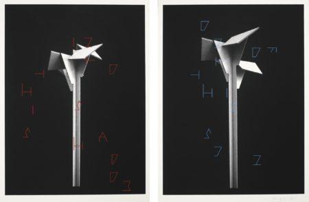 Martin Boyce-(i) & (ii) Untitled-2008
