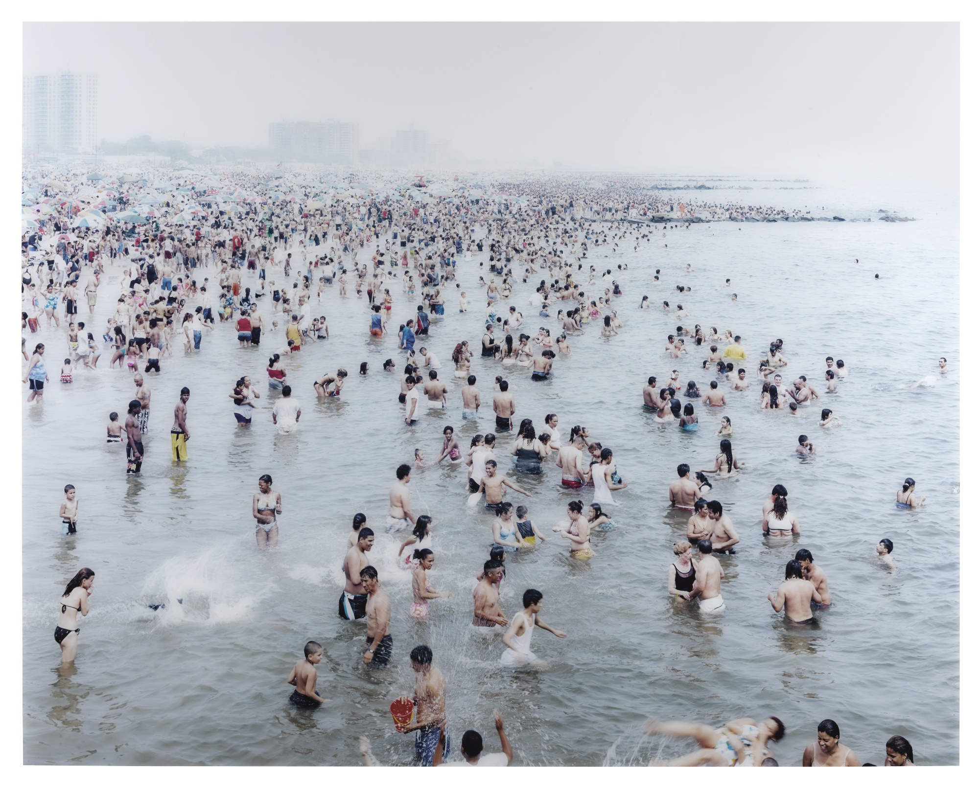 Massimo Vitali-Coney Water-2006