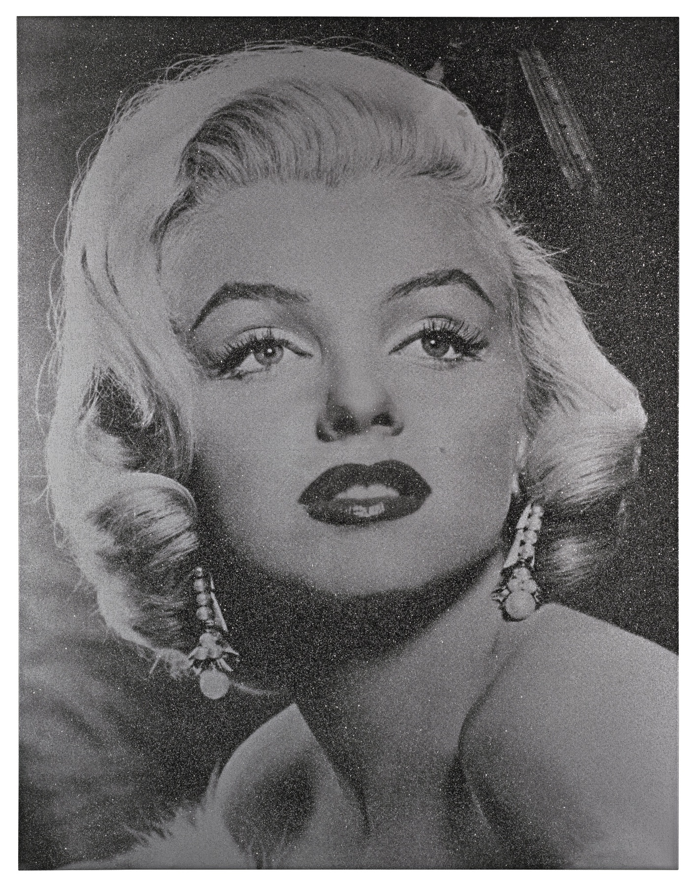 Russell Young-Marilyn Goddess-2011