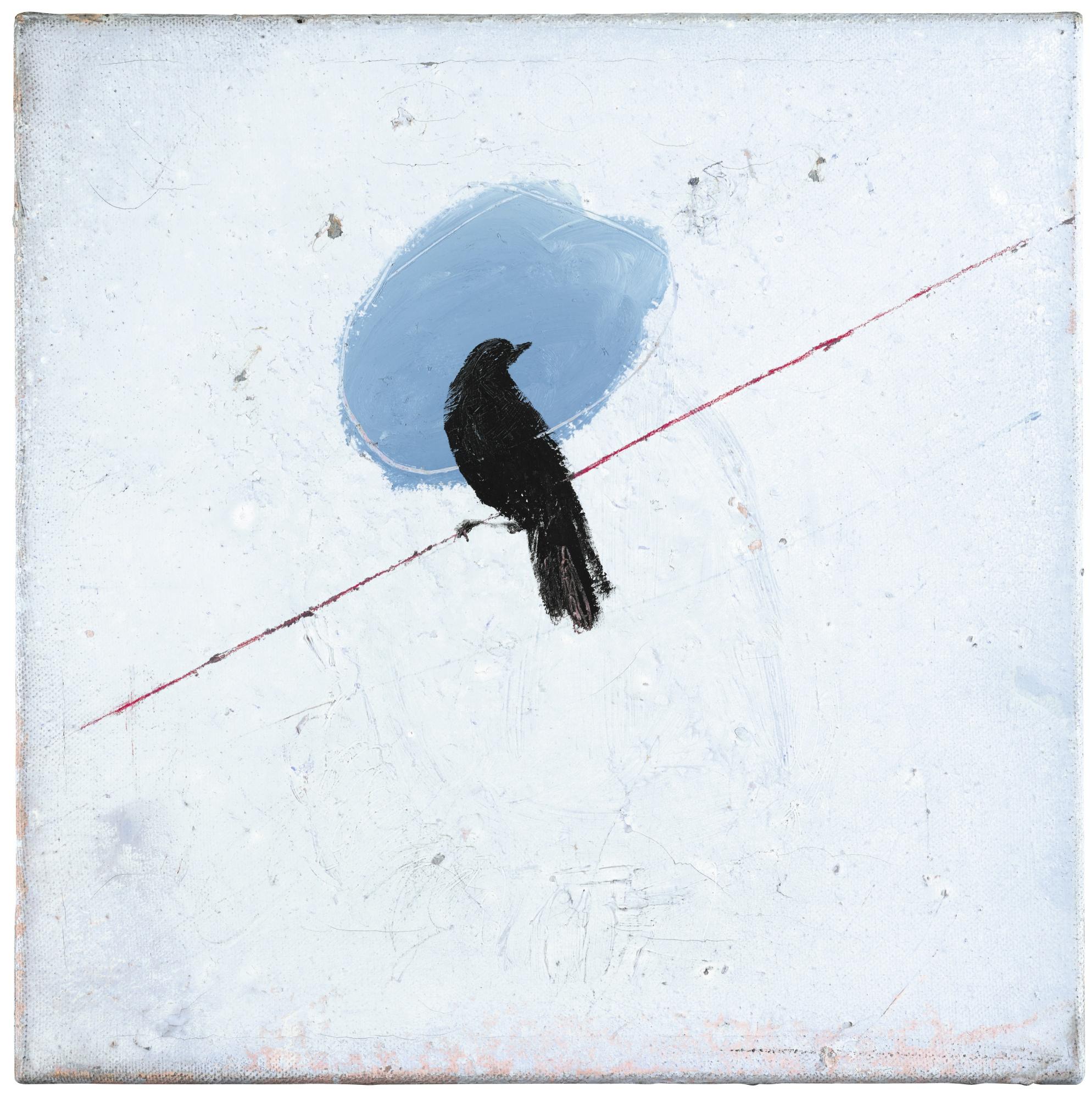 Elizabeth Magill-Like A Bird-2004