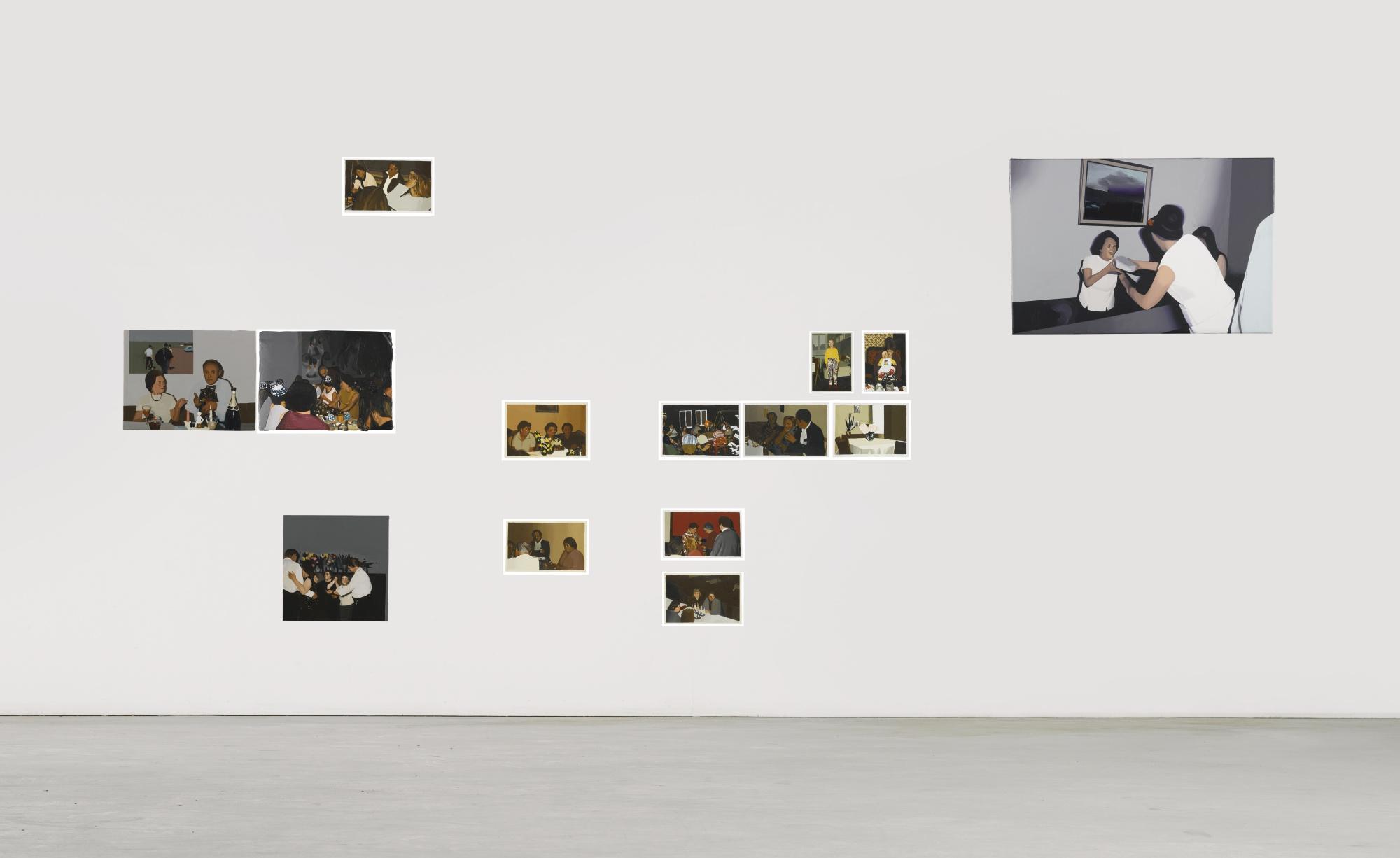 Franziska Holstein-Untitled: Fifteen Paintings-2007