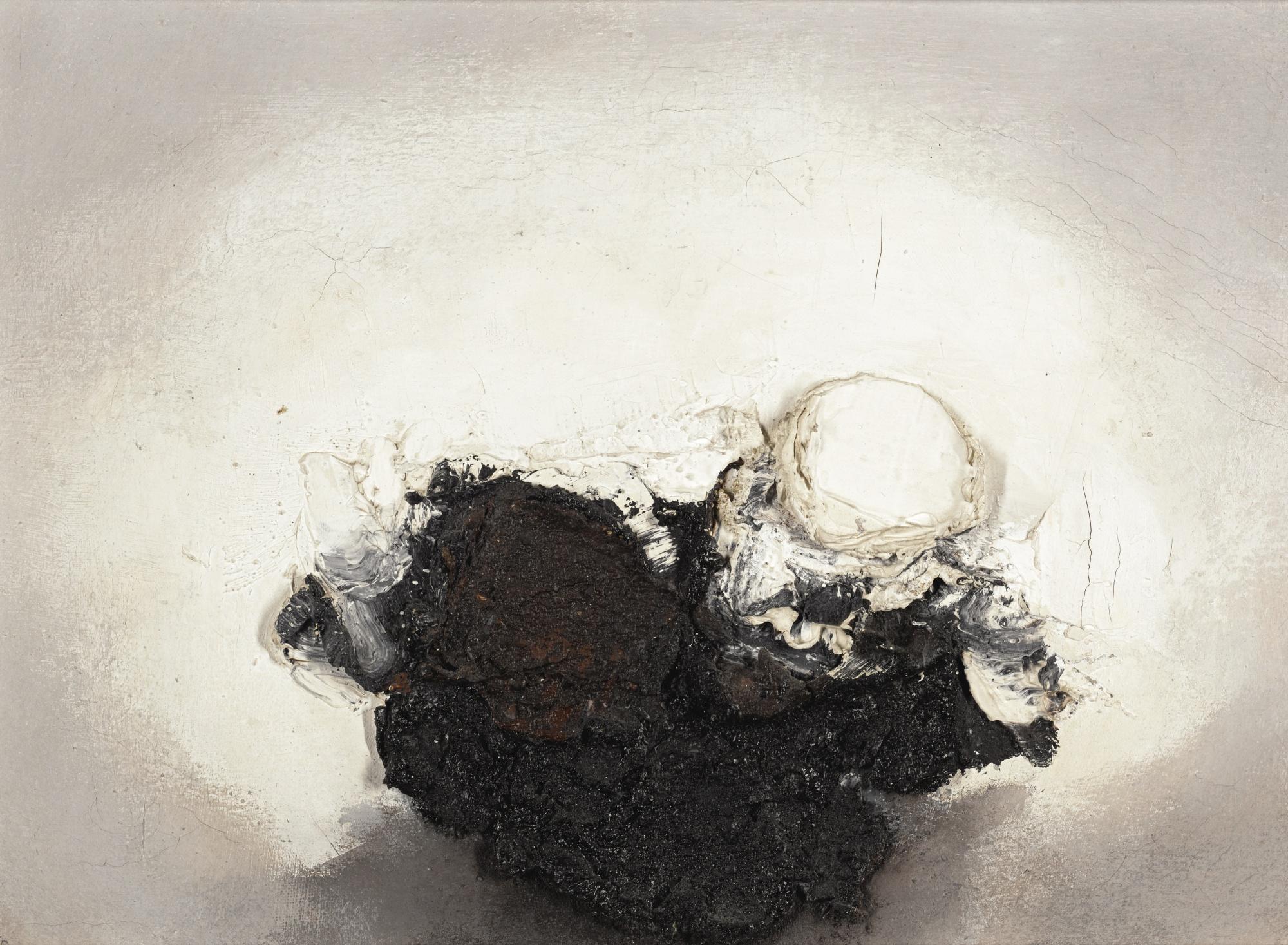 Luis Feito-Untitled-1960