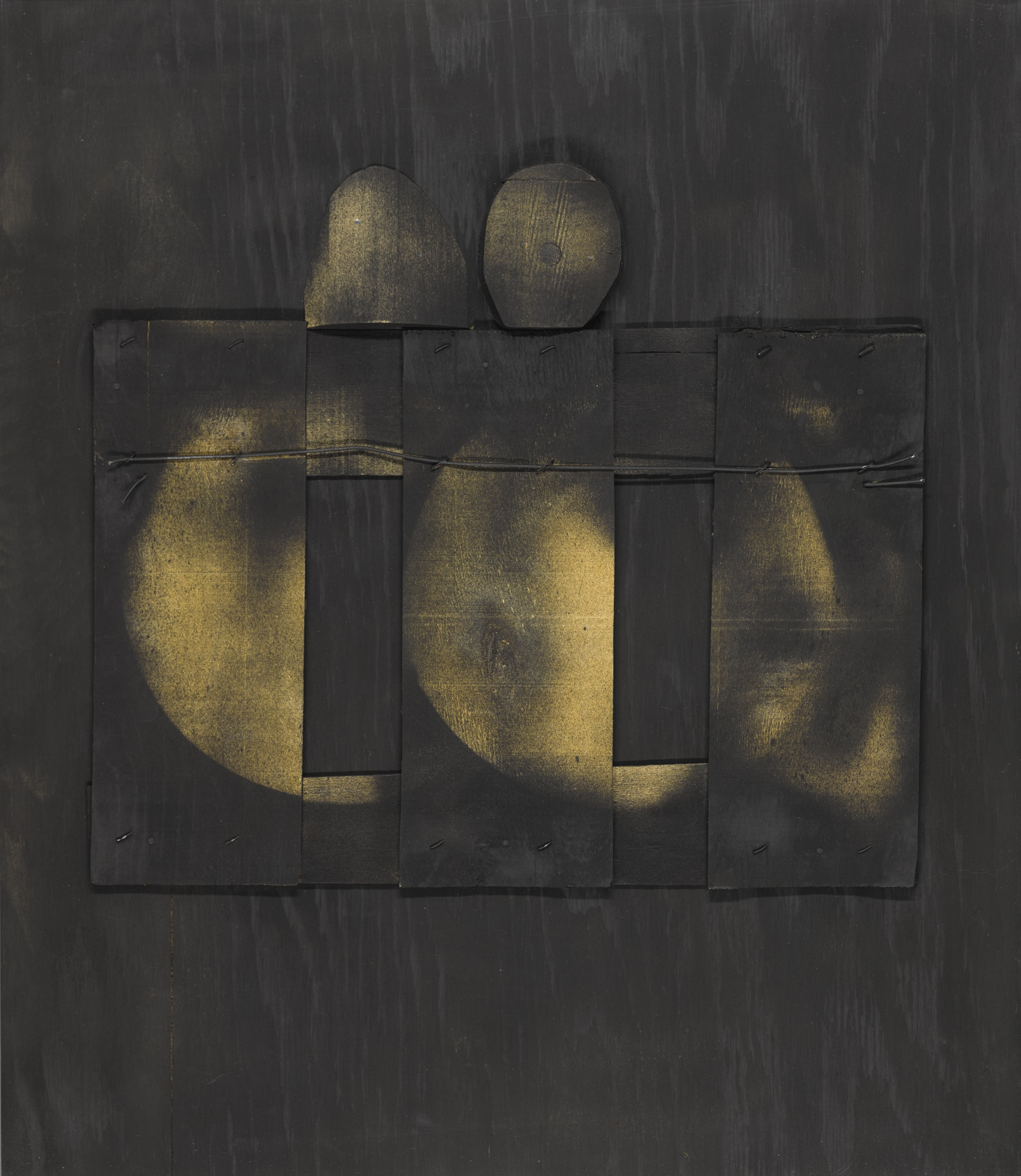Louise Nevelson-Collage-1974