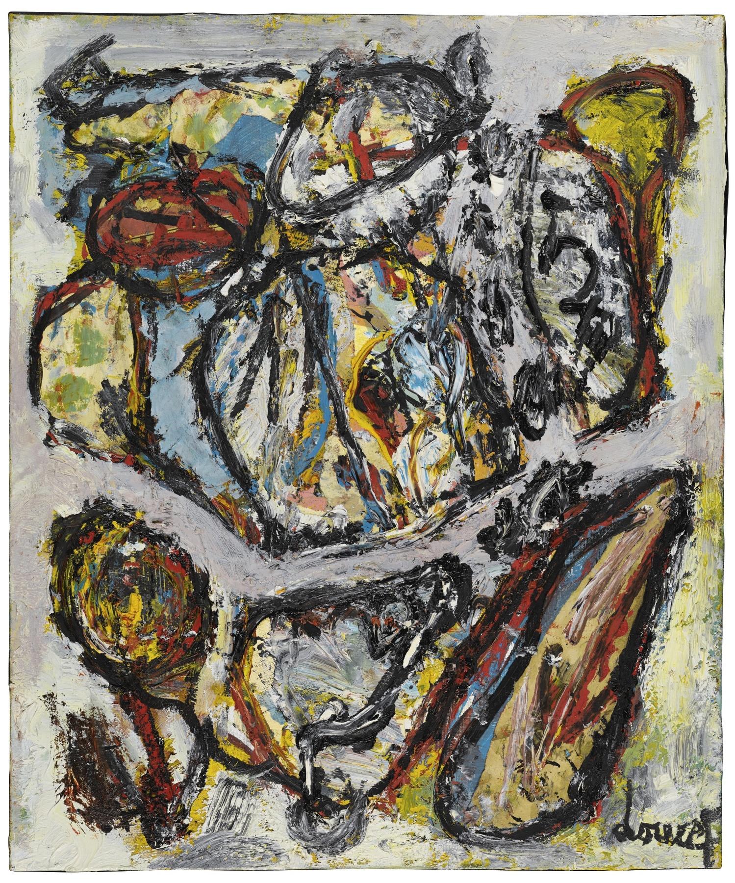 Jacques Doucet-Rituel Cannibale-1991