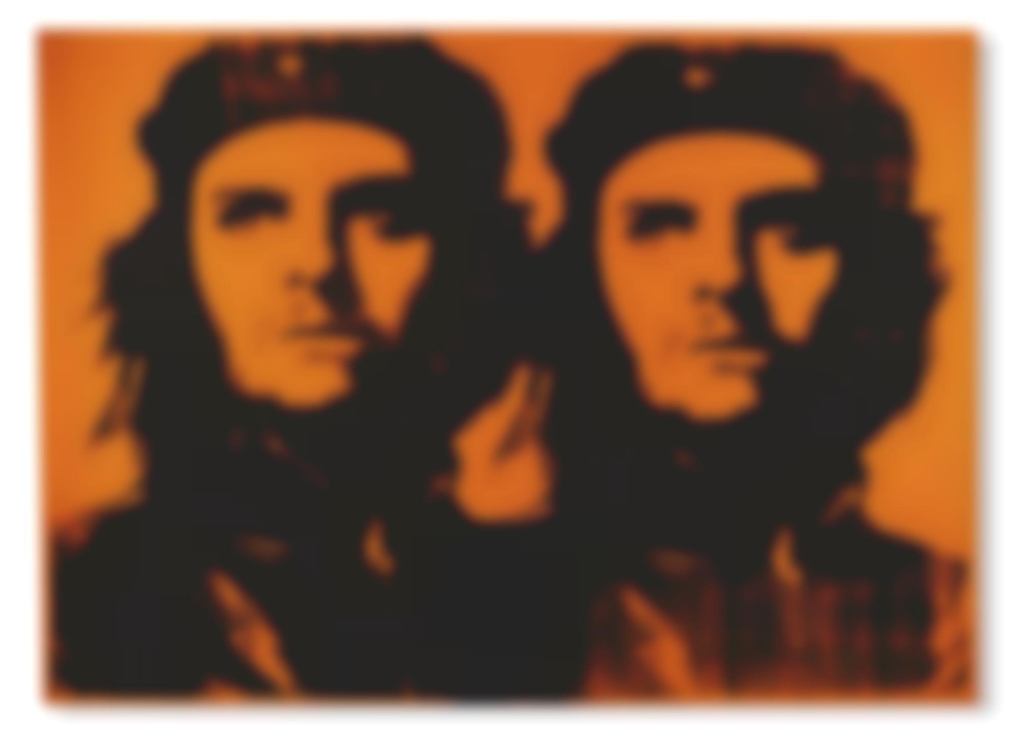 Gavin Turk-Double Orange Che-2005