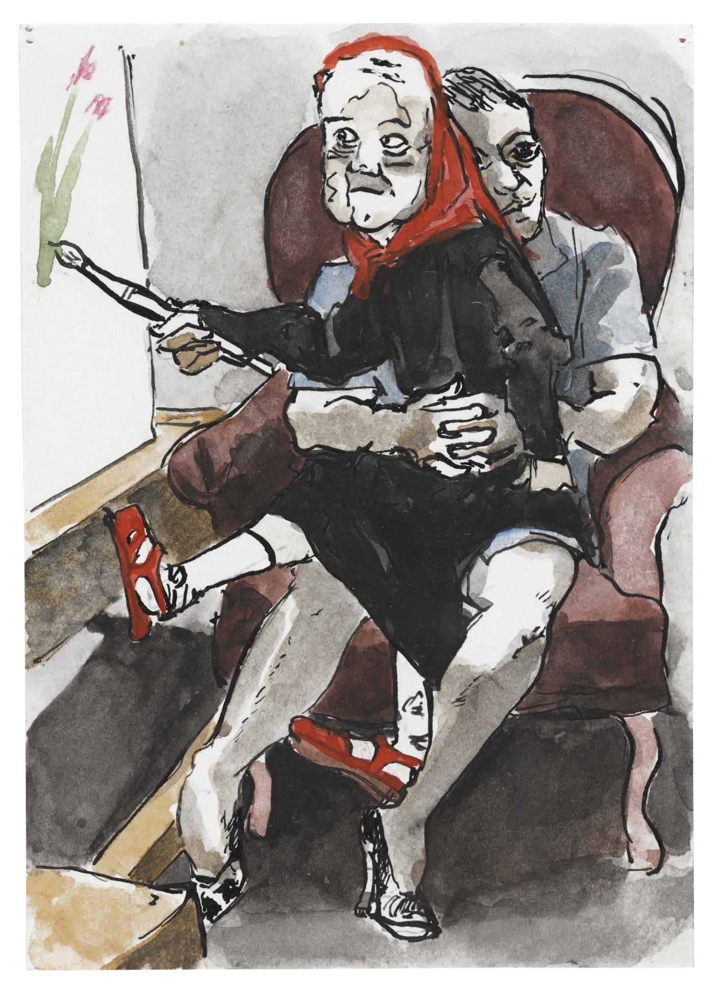 Paula Rego-Untitled-2008