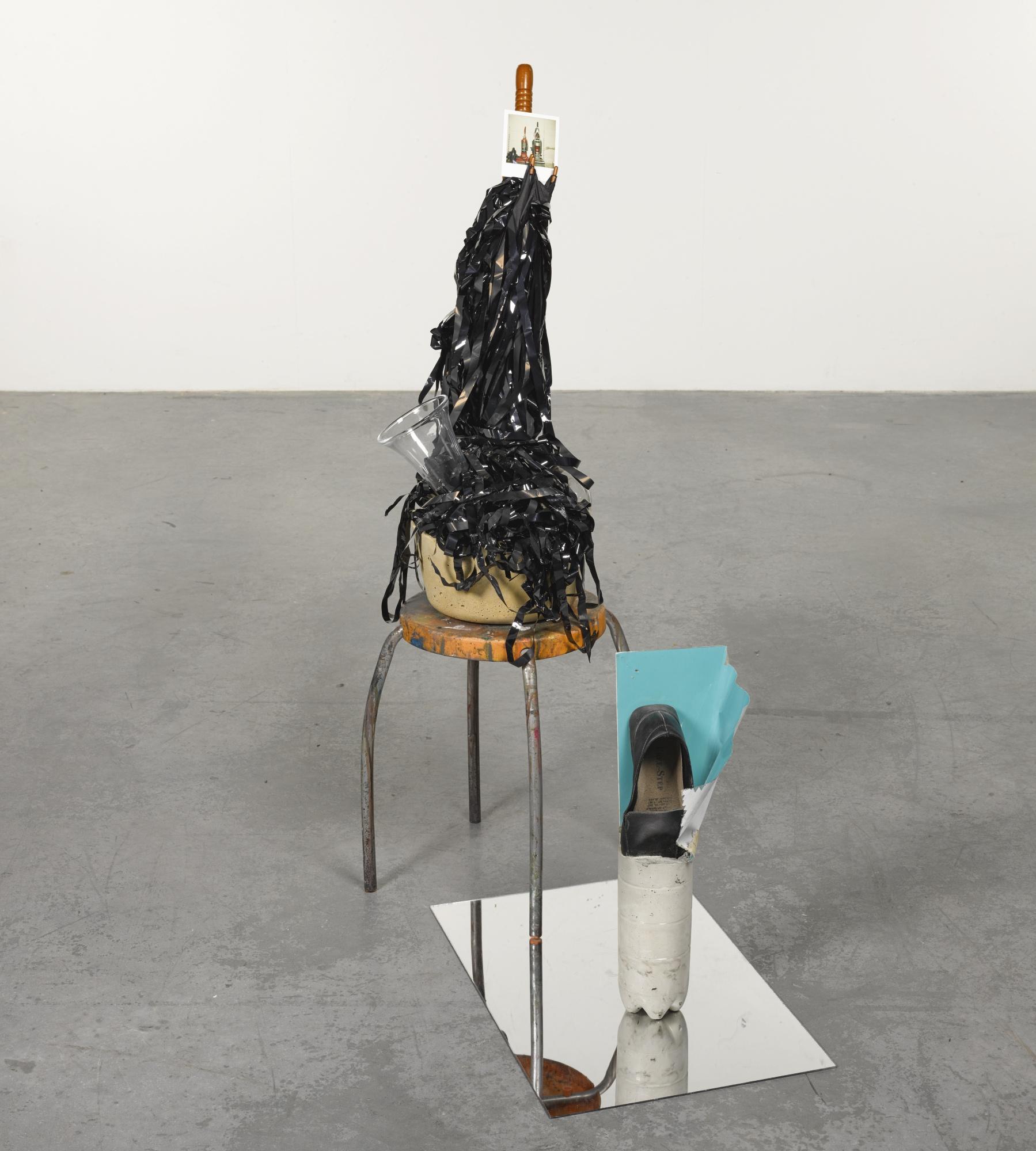 Ida Ekblad-The Gold Bug Drift-2009