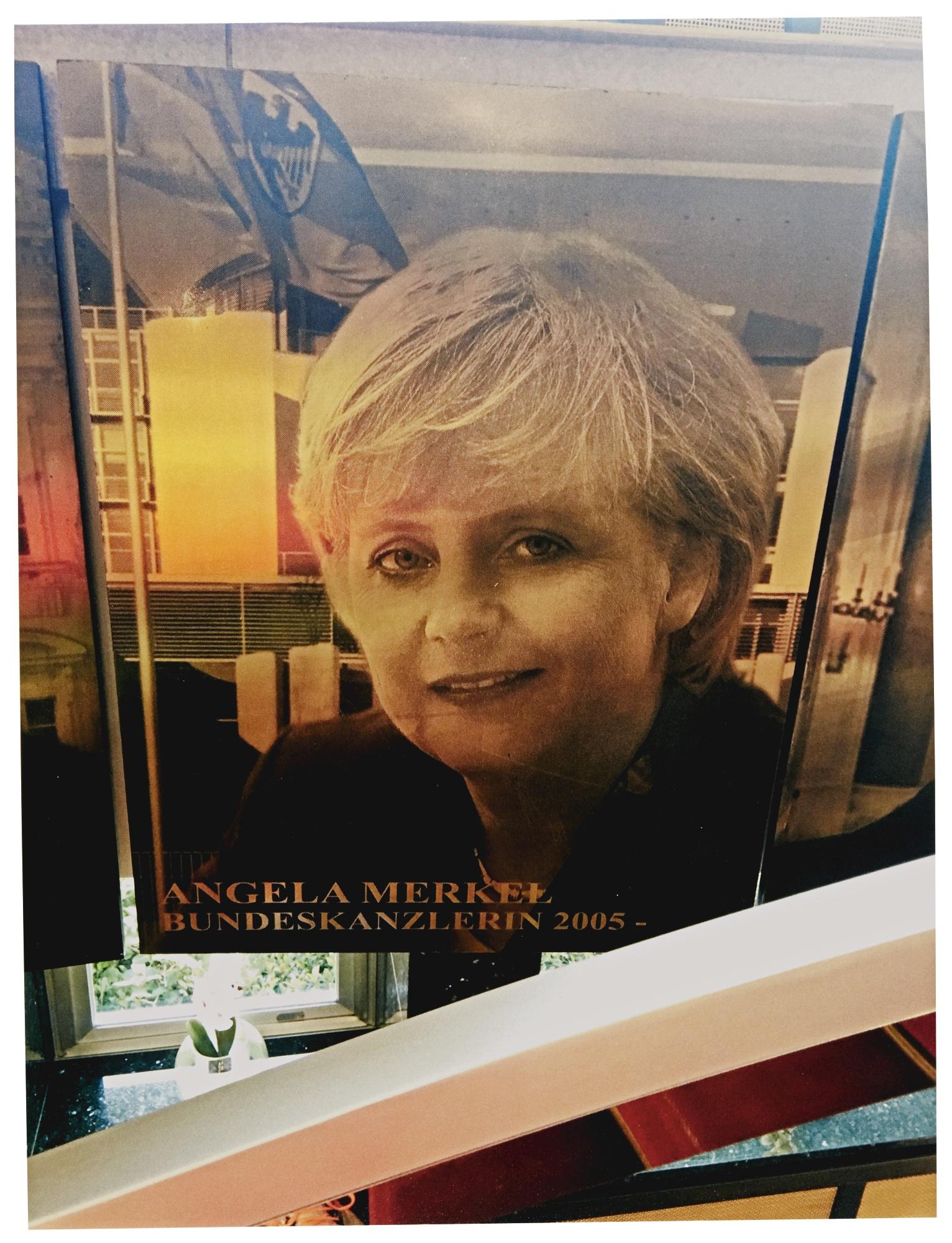 Juergen Teller-Angela Merkel, Bundeskanzlerin 2005-Present, Kanzler Hotel, Bonn 2016-2016