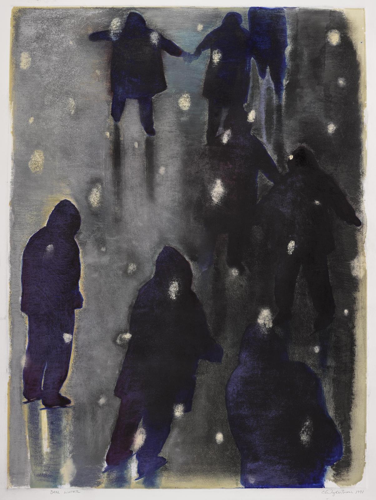 Christopher Brown-Dark Winter-1991