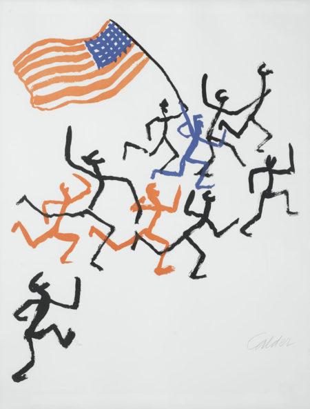 Alexander Calder-Madison Square Boys Clubmadison Square Boys Club-1974