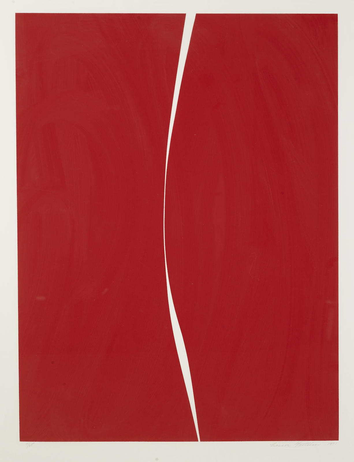Lorser Feitelson-Untitled-1971