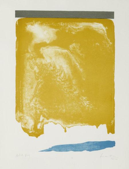 Helen Frankenthaler-Persian Garden (H. 8)-1966