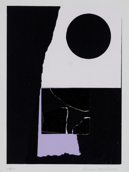 Louise Nevelson-Untitled-1972