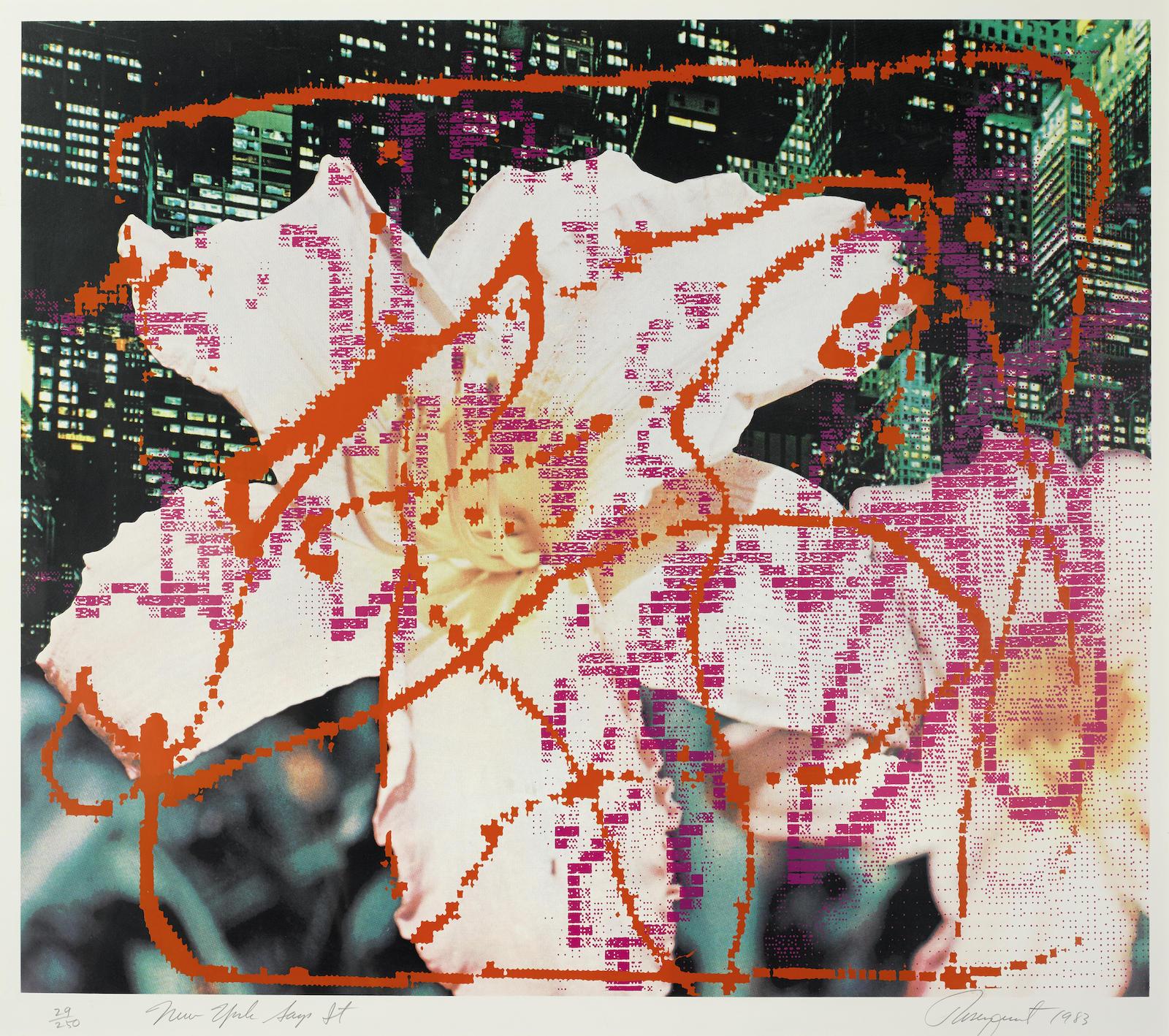 Portfolio - New York, New York-1983